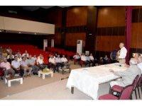 Yenişehir Kent Konseyi genel kurulu yapıldı