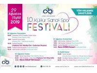 Çorlu'da 10. Kültür ve Sanat Festivali için geri sayım başladı