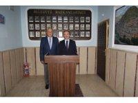 Vali Epcim'den Başkan Pekmezci'ye ziyaret