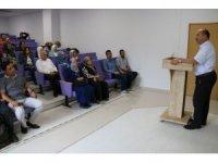 Kütahya'da 'Okul Ekosisteminde Veli' projesi