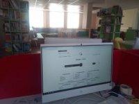 Çavdarhisar'da 'Sesli Kütüphane' görme engellilere ışık olacak