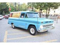 Klasik otomobil tutkunları Kastamonu'da buluştu