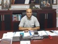 MHP İmamoğlu İlçe Başkanı Savaş Ağca, bulunduğu teknede çıkan yangında yaralandı