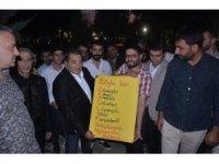 MHP'li Fendoğlu gençlerle sohbet etti