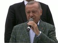 Erdoğan'dan Doğu Akdeniz mesajı: ''Batı tehdit sallıyor. Tehdit, mehdit dinlemeyiz''
