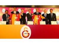 Galatasaray'ın yeni göğüs sponsoru Terra Pizza