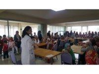 Bin 900 öğrenciye sağlıklı nesiller etkinliği düzenlendi