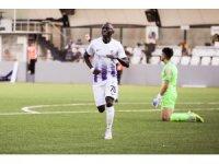TFF 1. Lig: Keçiörengücü: 1 - Osmanlıspor: 0