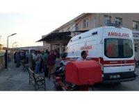 Diyarbakır'da trafik kazası: 1 ölü, 2'si ağır 6 yaralı