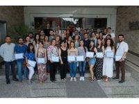 Genç iletişimciler Avrupa Birliği yaz okulunda buluştu