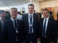 AK Parti Çanakkale İl Başkanı Yıldız partinin kuruluş yıl dönümü programına katıldı