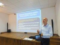 Kaş Belediyesi Personeline Hizmet İçi Eğitim