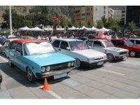 Modifiye tutkunları 3. kez Amasya'da bir araya geldi