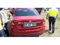 Amasya'da zincirleme trafik kazası: 6 yaralı