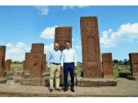 Tarım ve Orman Bakan Yardımcısı ile EGM Daire Başkanları Ahlat'ta