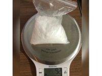 Benzin kapağı içerisinde 92 gram metamfetamin çıktı