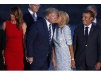 G7 liderleri aile fotoğrafı çektirdi