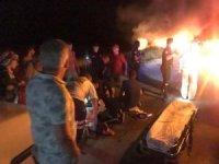 Edirne'de facianın eşiğinden dönüldü: 1'i ağır 8 yaralı