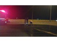 İzmir Bergama'da trafik kazası 2 can aldı