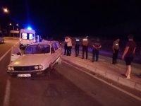 Tekirdağ'da trafik kazası: 2 yaralı