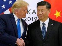 Trump: Çin ile anlaşacağız... bu açıklamanın ardından dolar 5.80'in altına indi!