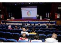 Belediye personeline KBRN eğitimi