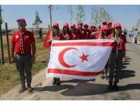 Kıbrıs'tan Malazgirt kutlamalarına yoğun ilgi