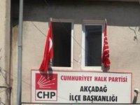 CHP Akçadağ İlçe Başkanlığı'na silahlı saldırı!