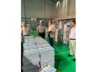 Yalova'da ücretsiz ders kitapları okullara dağıtılıyor