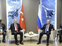 Moskova'daki kritik Erdoğan-Putin görüşmesi sona erdi! İki liderden önemli açıklamalar