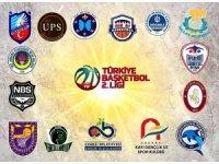 Basketbol 2. Lig fikstür çekimi yapıldı