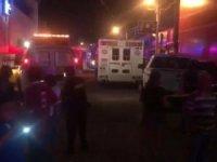 Meksika'da barda yangın faciası: 23 ölü, 13 yaralı