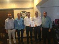 Gazeteciler Cemiyeti, gazete patronları ile Kırşehir milletvekillerinden yerel medyaya destek istedi