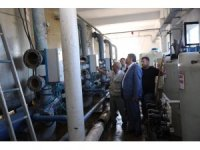 Su arıtma tesisleri yenileniyor