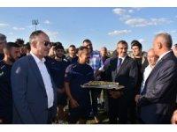 Kırıkkale Büyük Anadoluspor için yardım kampanyası başlatıldı