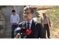 TİHEK Başkanı Arslan'dan Emine Bulut'un ailesine ziyaret