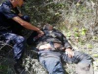 Kayıp yaşlı adam 40 metrelik uçurumda bulundu