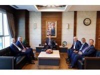 Kilis heyetinin Ankara çıkarması