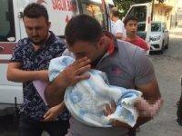 Adana'da kahreden olay! Çocuk gelinin 3 aylık bebeği ölü bulundu