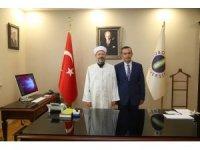 """Diyanet İşleri Başkanı Erbaş: """"Tecrübelerimizi paylaşmaya her zaman hazırız"""""""