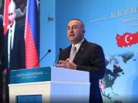 Çavuşoğlu'dan İdlib açıklaması: Rusya bize güvence verdi