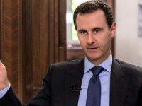 Suriye'de flaş gelişme... Beşar Esad ateşkes ilan etti!