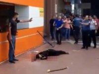 Batman'da otogarda kan davası cinayeti! Olaya zamanında müdahale etmeyen polislere soruşturma!