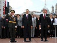 İstanbul'da '30 Ağustos Zafer Bayramı' kutlamaları...