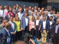 Görevden alınan HDP'li belediye başkanları... İmamoğlu'dan Ahmet Türk ve Selçuk Mızraklı'ya ziyaret!