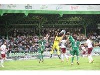 TFF 1. Lig: Giresunspor: 2 - Hatayspor: 2