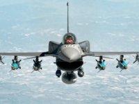 Kuzey Irak'a hava operasyonu! 5 terörist öldürüldü...