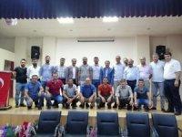 Solhanspor'un kulüp başkanı Sebahattin İslamoğlu oldu