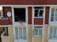 Esenyurt'ta korkutan patlama: Ortalık savaş alanına döndü