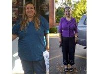 1 yılda 141 kilodan 66 kiloya düştü